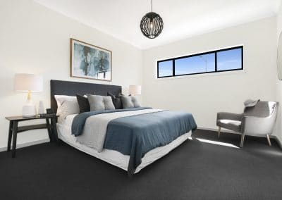 Master Bedroom by Mincove Homes