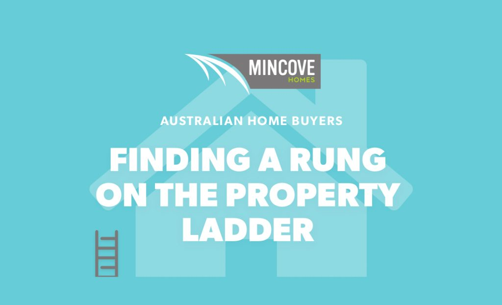 Finding a rung on the property ladder