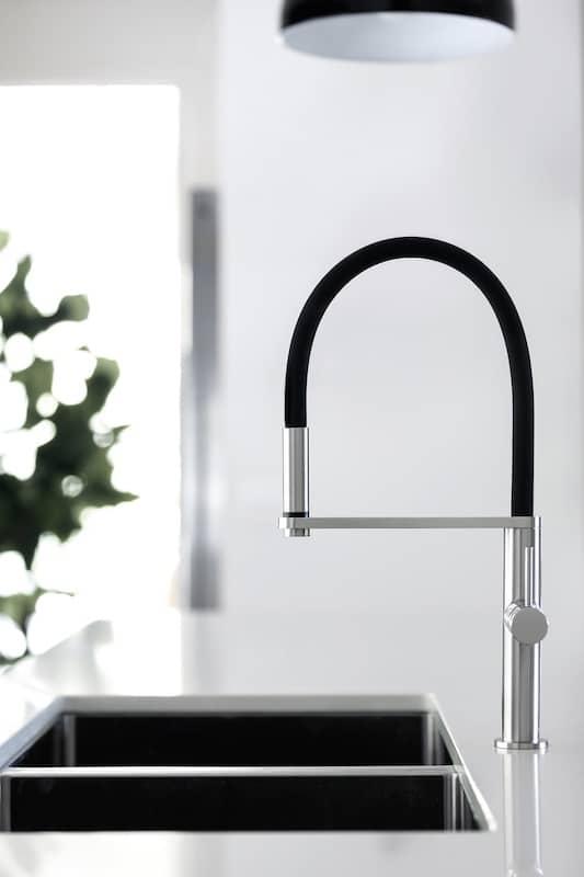Phoenix Blix Flexible Hose Sink Mixer
