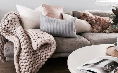 Our top tips to beat the Winter chill and cosy-up your home!