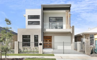 Successful Home design for a Narrow Block
