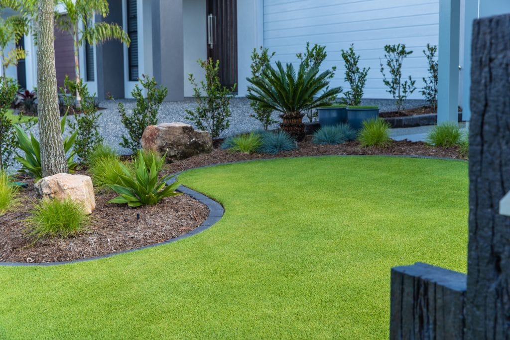 andscaping Around Your New Mincove Home