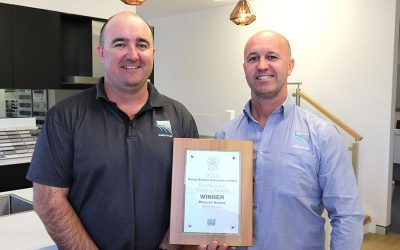 Mincove wins yet another Master Builders Award!