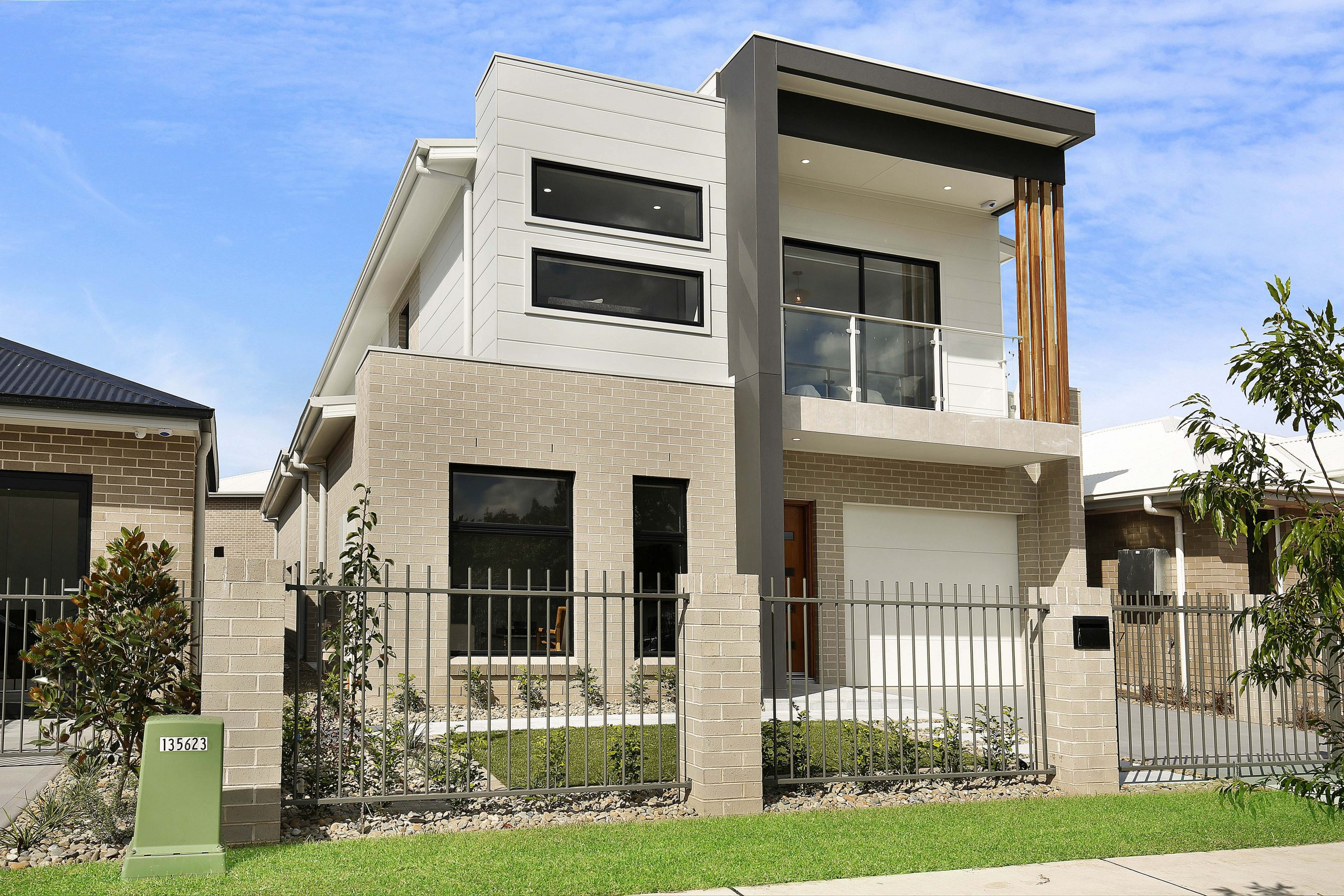 Ridgewood Facade Mincove Homes Display Home